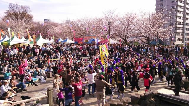 北区さくらSA*KASO祭りの画像