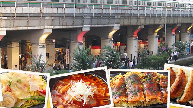 秋葉原B-1グランプリ食堂の画像
