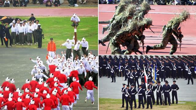 防衛大学校開校記念祭の画像