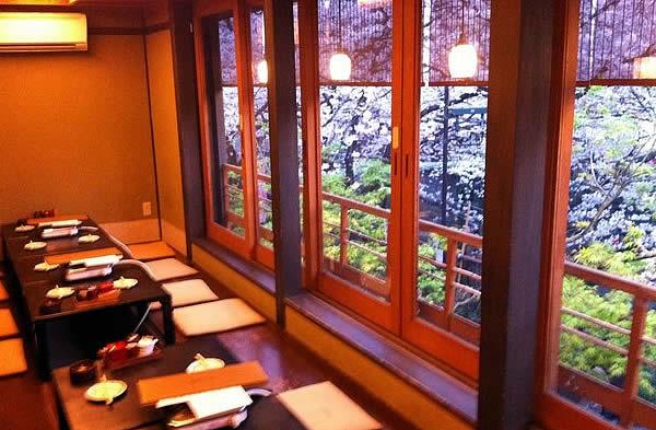 中目黒 桜 鶏料理 はし田屋 中目黒店画像