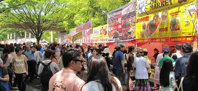 タイフェスティバルの画像