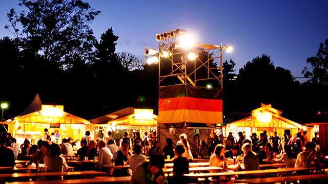 ドイツフェスティバルの画像
