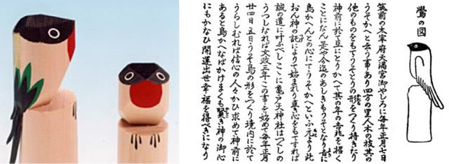 鷽替え神事(うそかえしんじ)の画像