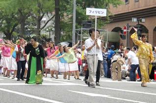 横浜スパークリングトワイライト スパークリングパレード